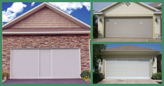 Which retractable screen is right for your garage?