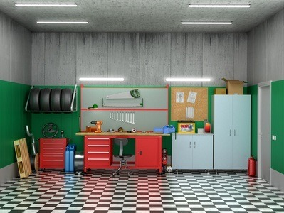 Spectacular Diy Garage