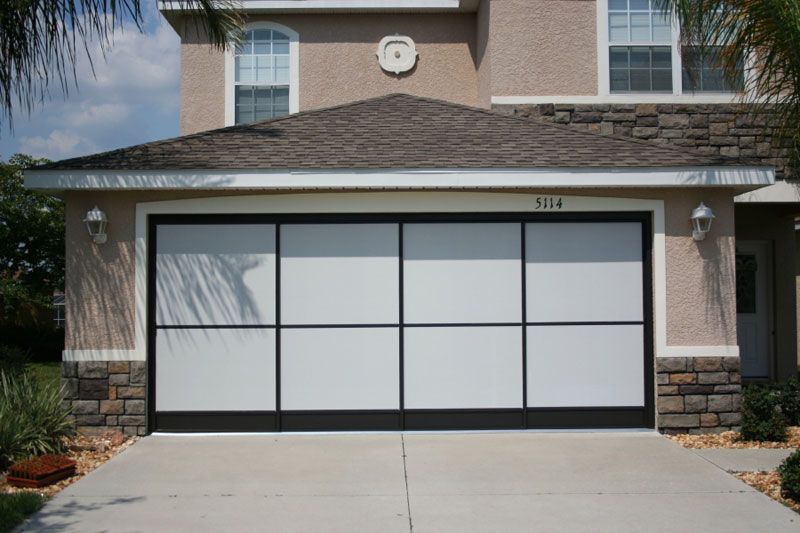 Sliding garage screen doors michele 39 s hide away screens for Garage screen door rollers